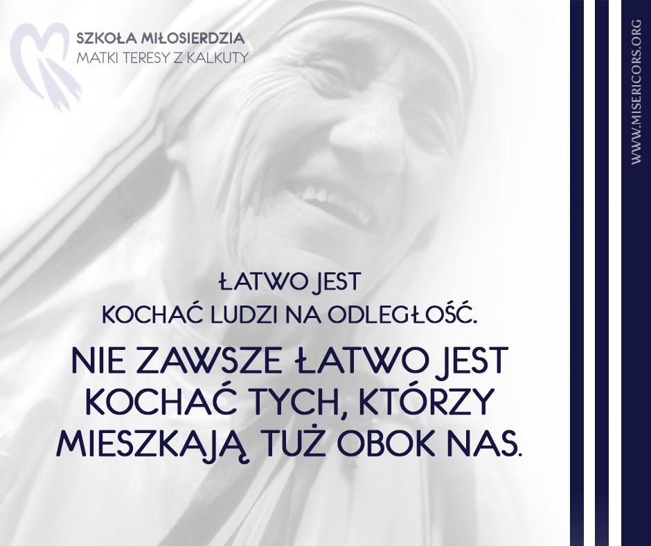 20. rocznica śmierci Matki Teresy z Kalkuty i wspomnienie liturgiczne  Świętej – 5 września 2017 – MISERICORS – Codzienna aplikacja Miłosierdzia