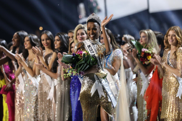 See more photos of the newly crowned Miss Universe 2019, 26-year-old Zozibini Tunzi from South Africa