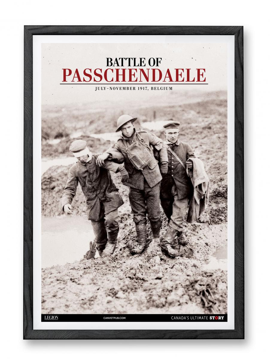 Battle of Passchendaele Poster!