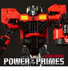 TRANSFORMERS POWER OF THE PRIMES PREDAKING & INFERNO