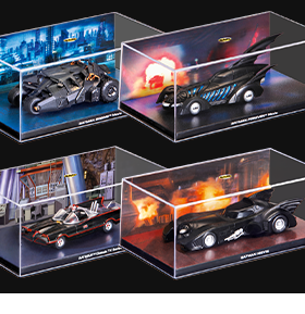 Batman Automobilia Collection