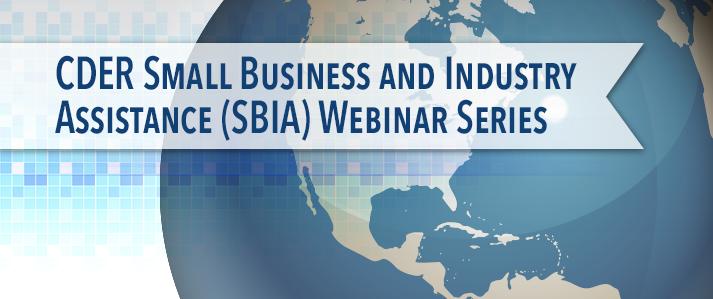 SBIA webinar series