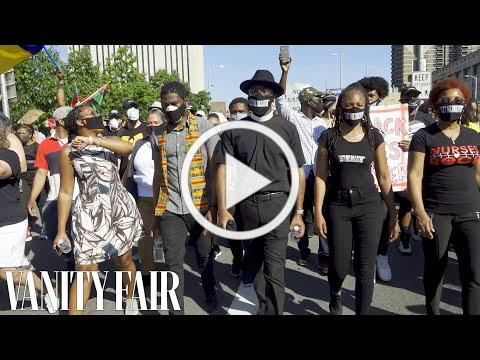 Voices from the Black Lives Matter Protests (A Short Film) | Vanity Fair
