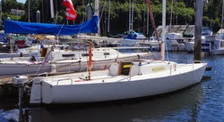 J/27 lovingly restored to pristine beauty