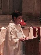 Mons. Andrea Johnson
