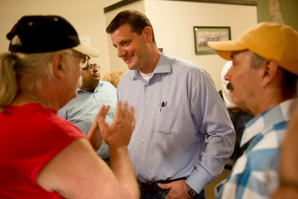 The Republican congressman David Valadao could be vulnerable in his California district next year, but no strong Democratic challenger has emerged yet.
