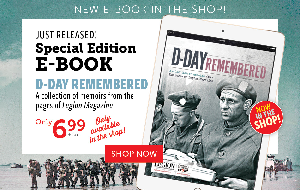 D-DAY Remembered - Special Edition E-Book