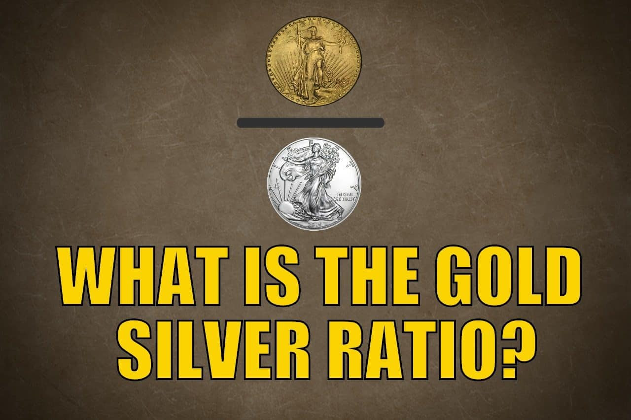 What is the Gold Silver Ratio? Why is the Gold Silver Ratio at New Highs?