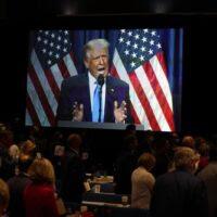 Report: Trump to speak June 5
