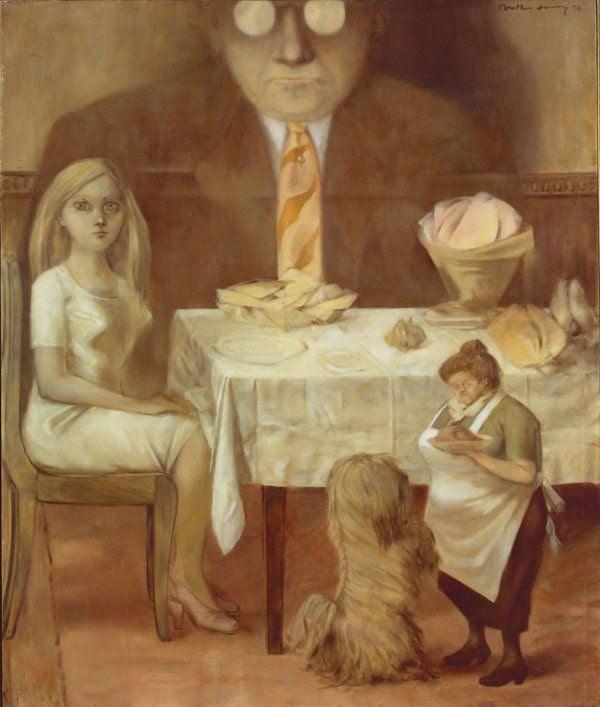 Dorothea Tanning, Family Portrait