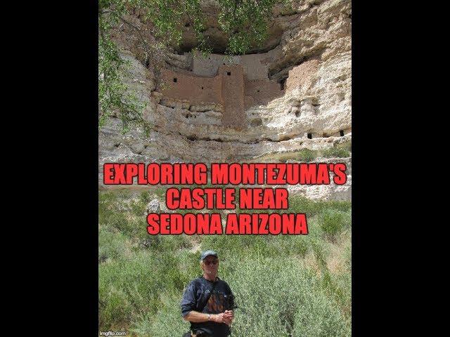 Exploring The Ancient Cliff Dwelling Of Montezuma's Castle In Arizona  Sddefault