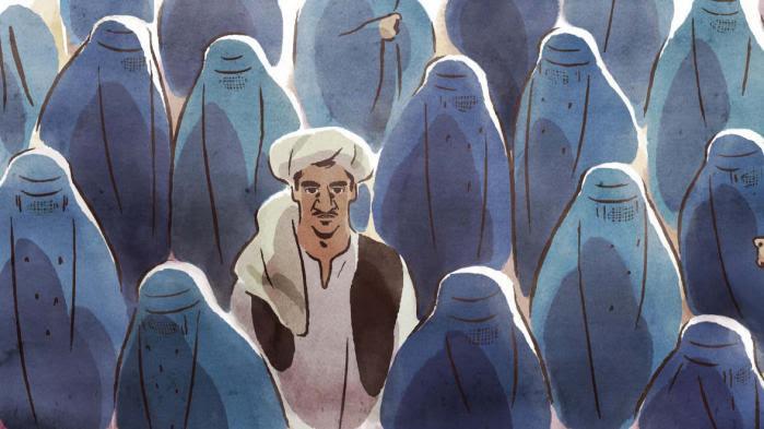 """""""Les Hirondelles de Kaboul"""" de Zabou Breitman et Eléa Gobbé-Mévellec : de la poésie au pays des Talibans"""