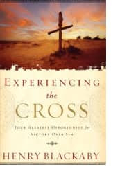 Experiencing the Cross by Henry Blackaby
