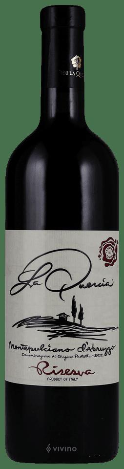 Vini La Quercia Montepulciano d'Abruzzo Riserva | Wine Info