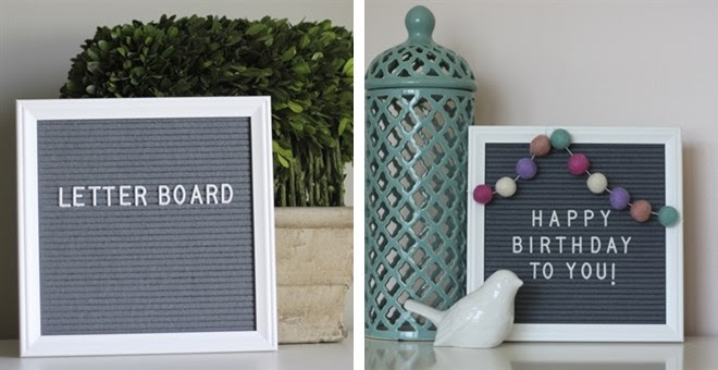 Letter Board with 290 characte...