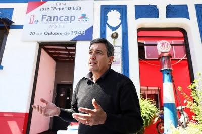 """Gerardo Rodríguez (Fancap): """"Quieren demonizar a los sindicatos"""""""