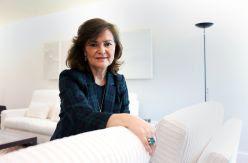 ENTREVISTA   Carmen Calvo, vicepresidenta del Gobierno: