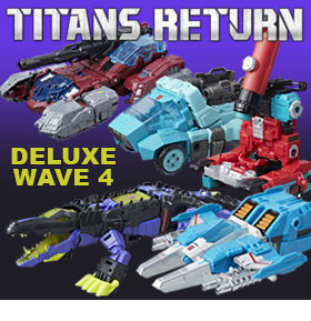 TITANS RETURN WAVE 04