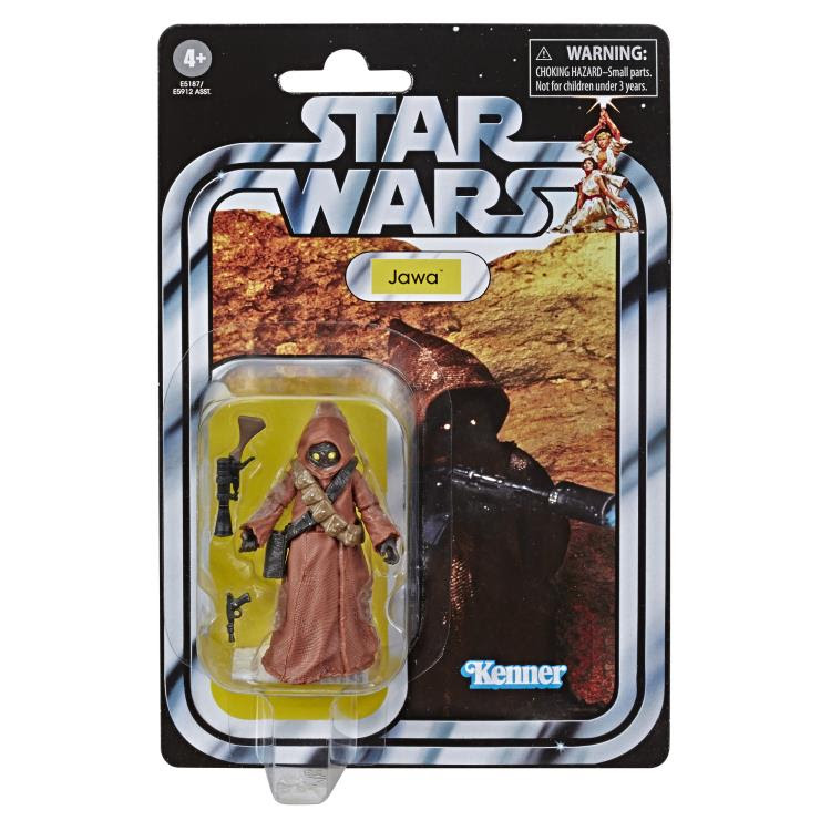 Image of Star Wars The Vintage Collection Wave 2 (ROS) - Jawa