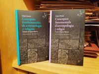 Fragmenta reúne los 'Conceptos fundamentales de antropología y religión' de Lluís Duch en un nuevo libro