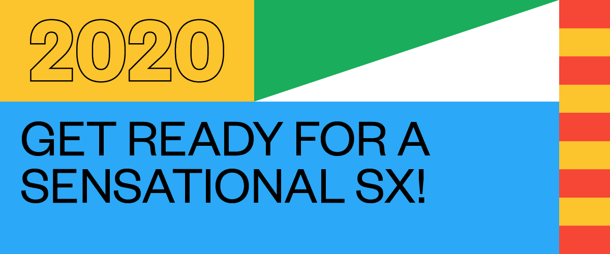 GET READY FOR A SENSATIONAL SX!