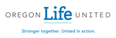 Oregon Life United (logo)