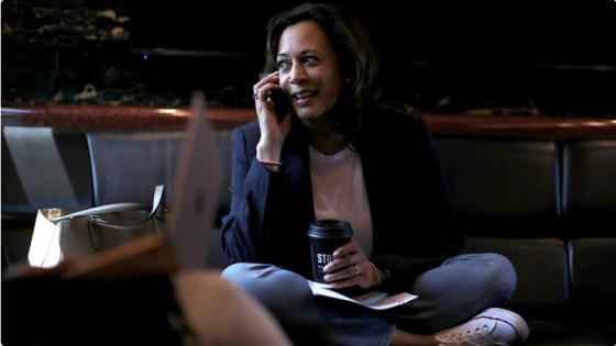 Who Is The President? Kamala Harris Takes ANOTHER Call With A Foreign Leader Image-236