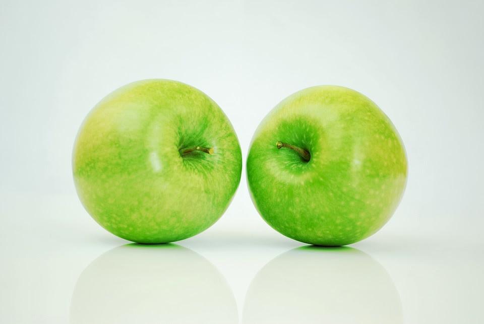Verde, Maçãs, Maçã Verde, Frutas