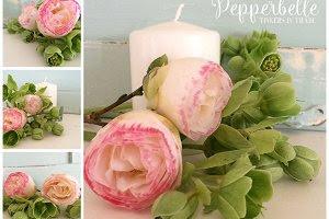 Bundle styled stock - spring flowers