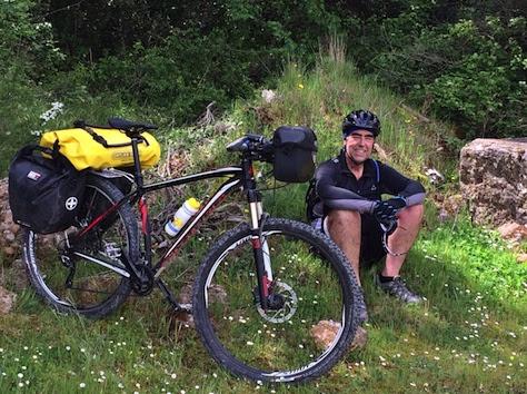 Alquiler bicicletas camino de Santiago y cicloturismo