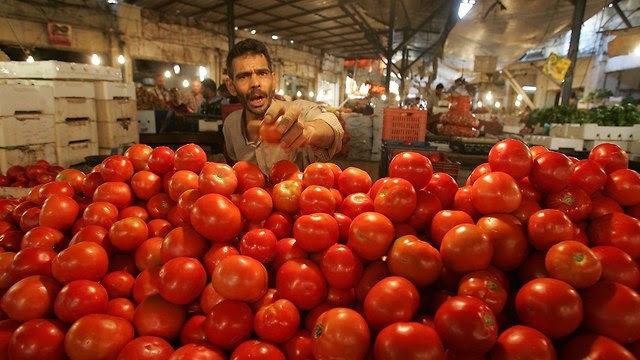На рынке в столице Иордании. Фото: AP