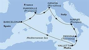 MSC Cruise Med