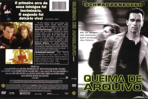 Queima De Arquivo Torrent – BluRay Rip 720p Dublado (1996)
