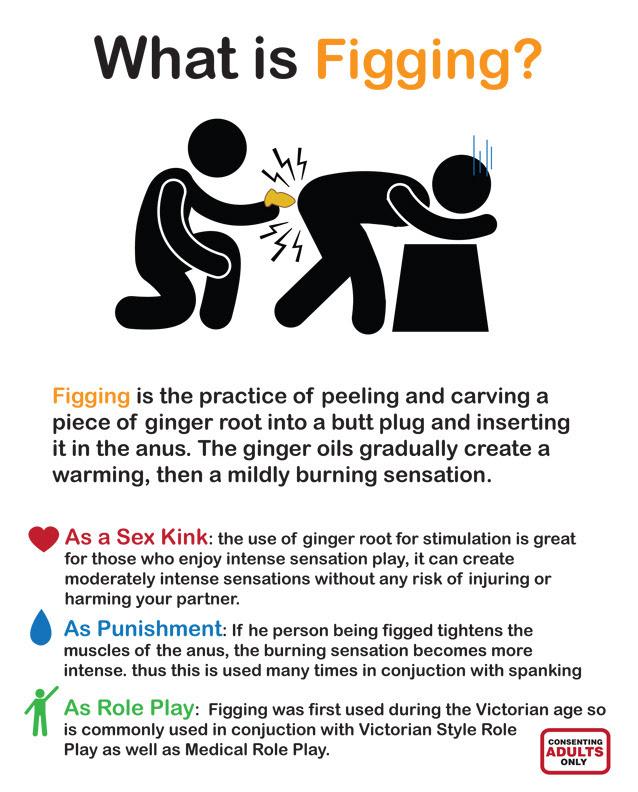 Sexo para parejas - juegos sexuales figging