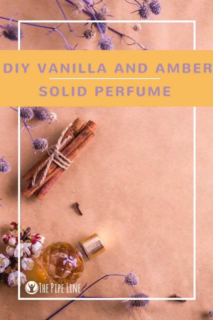 Make This Sultry DIY Perfume Featuring Amber Oil
