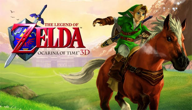 Legand of Zelda Ocarina of Time