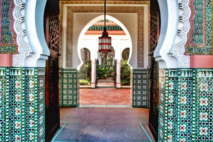 Stay in one of Marrakesh's fabulous riads