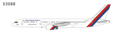Boeing 757-200 Royal Nepal Airlines 9N-ACB  | is due: April 2019