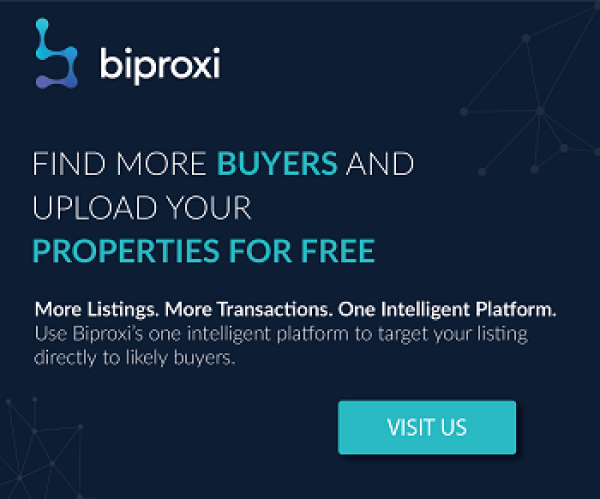 More Listings, More Transactions, One Intelligent Platform. Use Biproxi's one intelligent platform to target your listing directly to likely buyers. Their platform allows you to run your deal from listing to closing utilizing the latest, cutting-edge technology - for a small fee paid by the buyer at closing. They only get paid if you get paid! Use Biproxi marketing services to run a sophisticated marketing process and expand your reach to targeted potential prospects as well as international, exchange, and out-of-state buyers. Get More Exposure For Listings, Create Quicker Sales And Close Deals Faster.