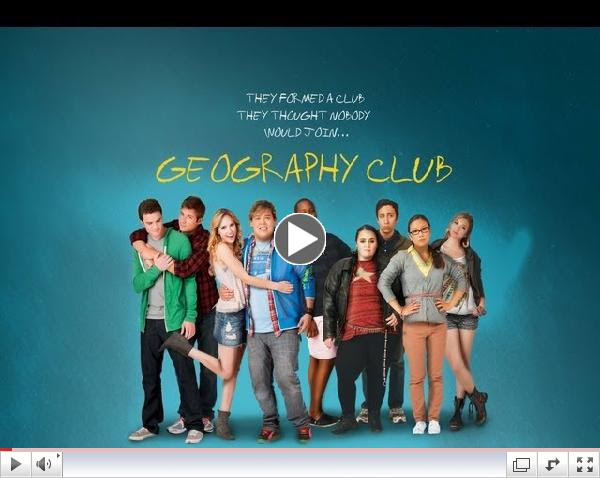 Geography Club (Official 2013 Theatrical Trailer)