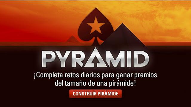 Construir pirámide