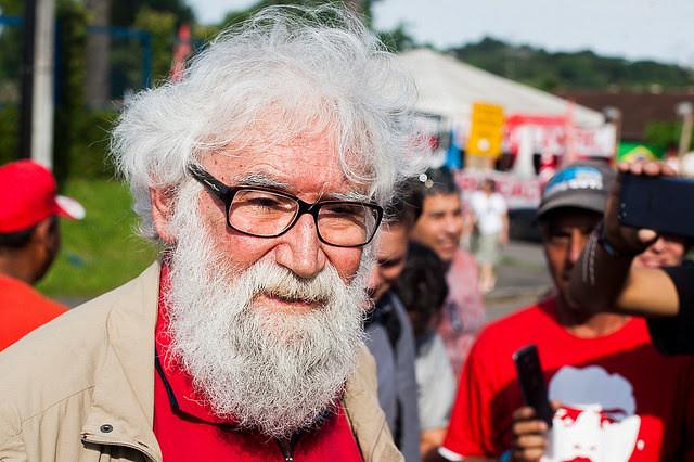 """""""Usan a Lula como trofeo, para sustentar las mentiras que contaron"""", dice Boff  - Créditos: Joka Madruga / APT"""