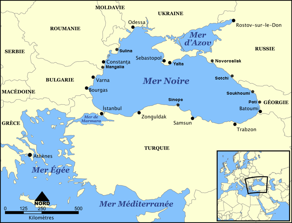 """Résultat de recherche d'images pour """"mer noire"""""""
