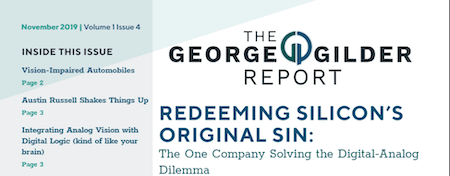 The George Gilder Report