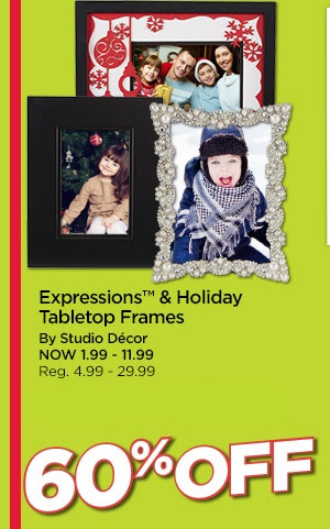 Expressions™ & Holiday Tabletop Frames