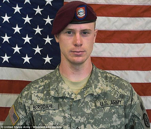Never forgotten: Obama says the the U.S. government never gave up in trying to secure the release of Bowe Bergdahl, who was held by the Taliban for nearly five years