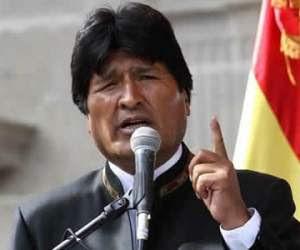 Evo Morales Portada