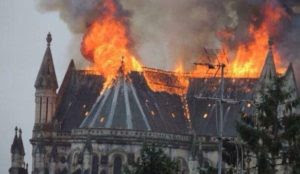 'One Mosque Is Erected Every 15 Days in France, While One Christian Building Is Destroyed At the Same Pace'
