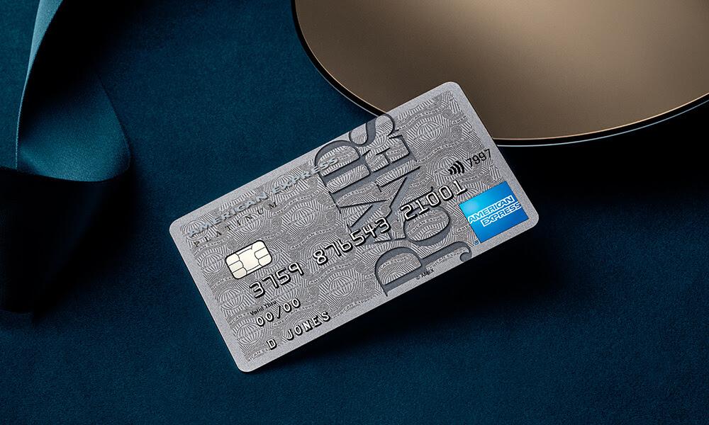 David Jones   American Express Platinum