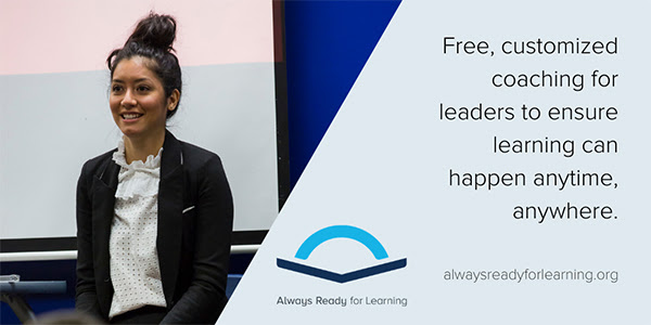 Always Ready for Learning - Free Coaching for School System Leaders